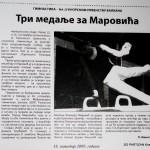 press clipping, SO PARTIZAN Kostolac (7)