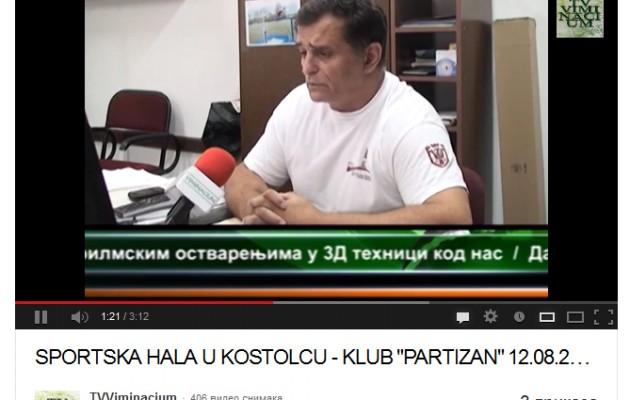 Prilog TV Viminacium, avgust 2013