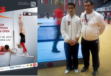 Otvoreno prvenstvo Austrije u sportskoj gimnastici