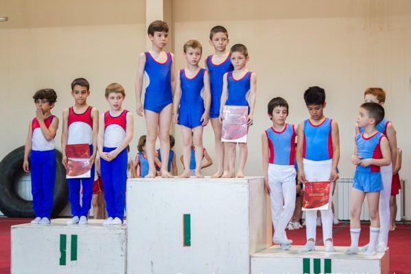 I KOLO Gimnastičke Lige Srbije