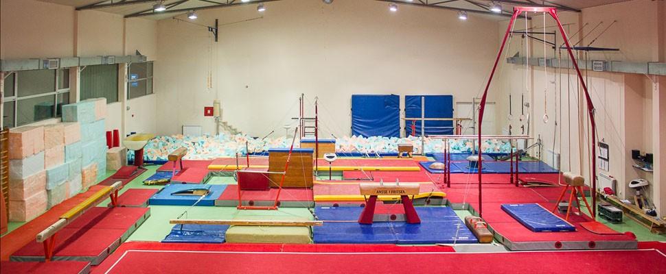 Nacionalni gimnastički centar u Kostolcu